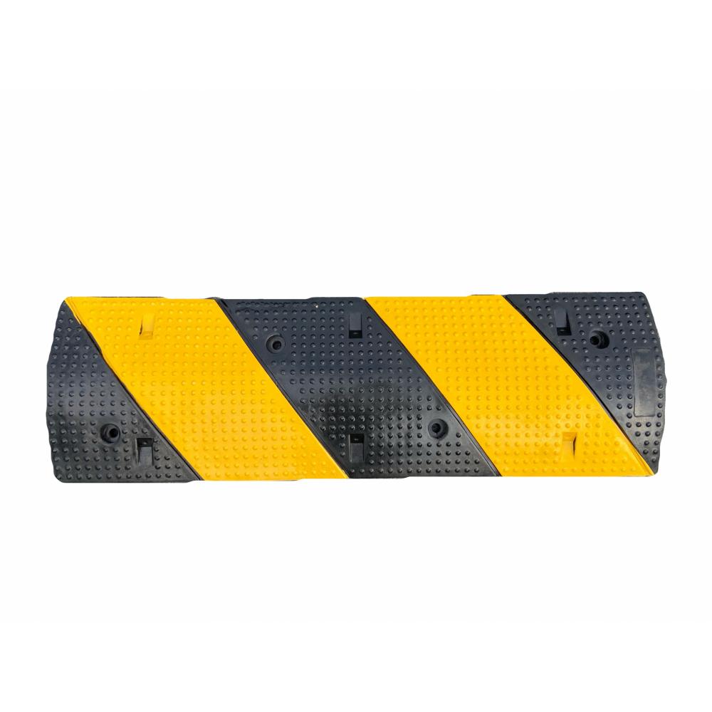 PROTX  ยางชะลอความเร็ว 1000*300*50mm   SH-R06 สีดำเหลือง