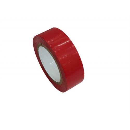 SHUSHI เทปพันสายไฟ 0.13mmx19mmx10m รุ่น 2130Z-103 สีแดง สีแดง