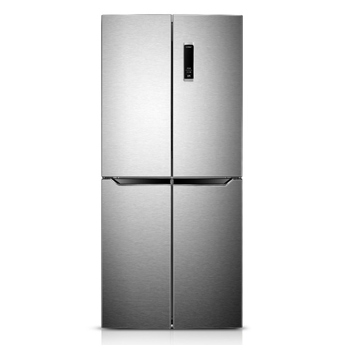 HAIER  ตู้เย็นมัลติดอร์   HRF-MD350(STL) สีเทาอ่อน