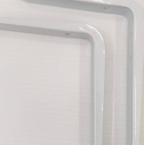 TORSTEN ฉากรับชั้นเหล็กPQS-SJJ002  PQS-SJJ002 สีขาว