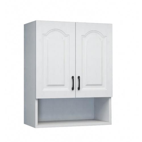 CLOSE ตู้แขวนพร้อมชั้นวางของ 80ซม.  W30×L80×H80ซม.  KITCHY ขาว