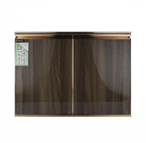Koch Kitchen  บานซิ้งค์คู่ ขนาด 84x62.5ซม. CLASSIC OAK-SD สีโอ๊ค